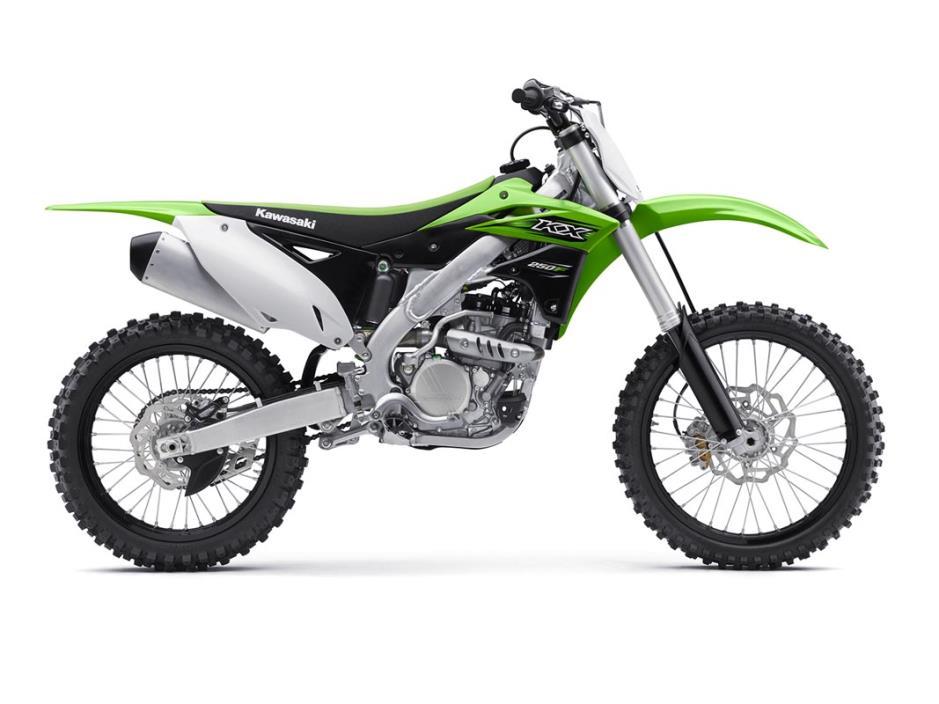 2016  Kawasaki  KX™250F