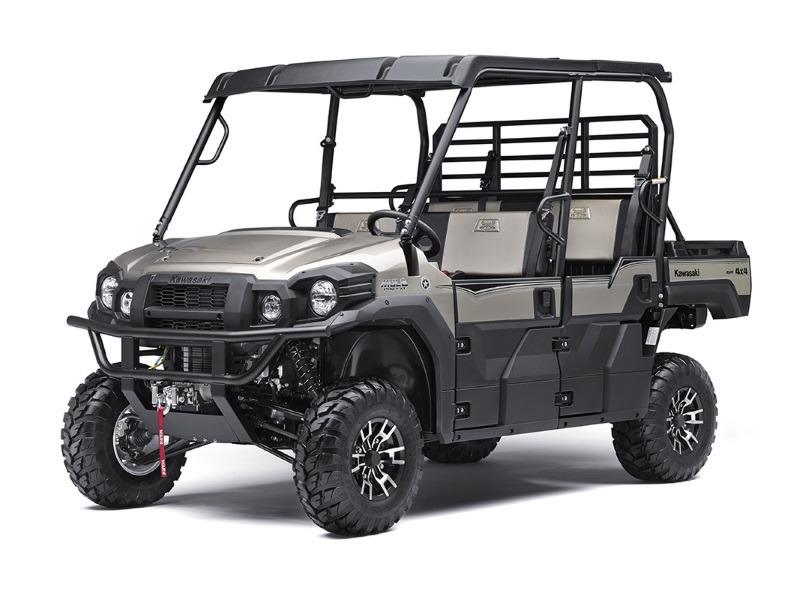2017 Kawasaki Mule Pro-FXT Ranch Edition