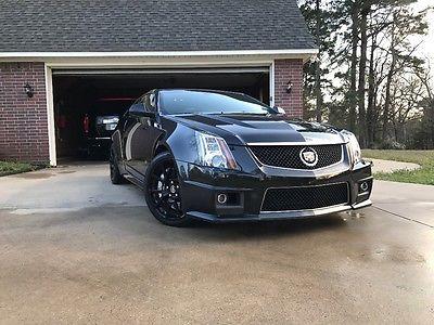 2014 Cadillac CTS V 2014 Cadillac CTS V Coupe