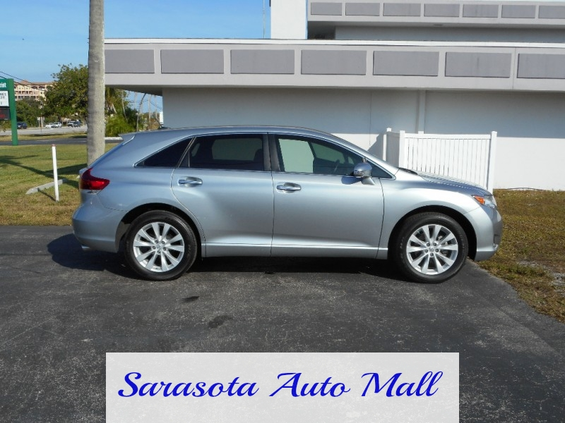 2015 Toyota Venza 4dr I4 FWD XLE