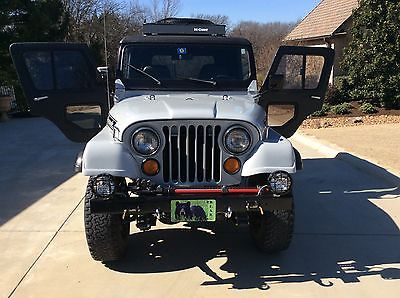 1980 Jeep CJ Renegade Jeep CJ-5 Renegade