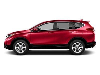 2017 Honda CR-V EX-L AWD EX-L AWD New 4 dr SUV CVT Gasoline 1.5L 4 Cyl Molten Lava Pearl