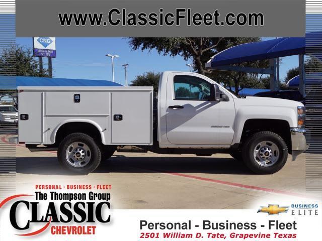 2016 Chevrolet Silverado 2500hd  Utility Truck - Service Truck