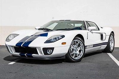 2005 Ford Ford GT GT 2005 Ford GT