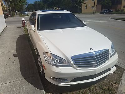 2013 Mercedes-Benz S-Class 2013 s550 clean title 59000 miles great condition