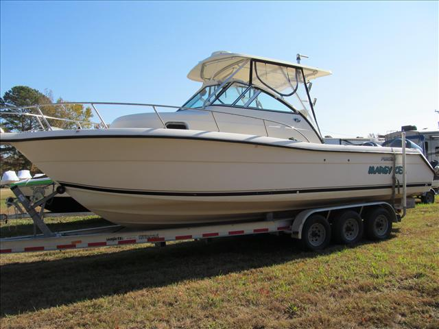 2005 Pursuit 2870