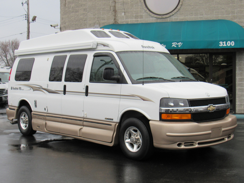 2006 Roadtrek Popular 190