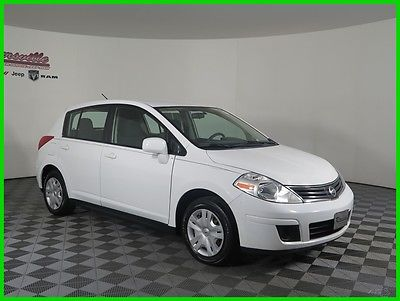 2012 Nissan Versa 1.8 S FWD Manual I4 Hatchback Cloth Interior 91410 Miles 2012 Nissan Versa 1.8 S FWD Hatchback Aux Input FINANCING AVAILABLE