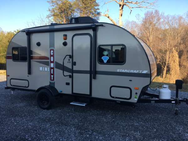 2017 Starcraft RVs COMET MINI 16KS