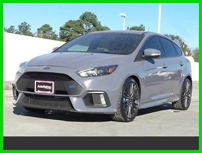 2016 Ford Focus RS FORD CERTIFIED! NAV, ROOF, AWD 2016 Ford Focus RS, 2.3L TURBO 350hp!, RS2 PKG, MOONROOF, NAV, AWD, RECARO SEATS