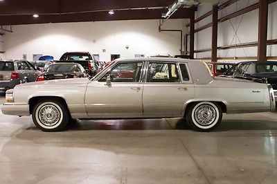1992 Cadillac Brougham  D'ELEGANCE~LAST YEAR FOR BROUGHAM~57 ENGINE~WOW~BEAUTIFUL~