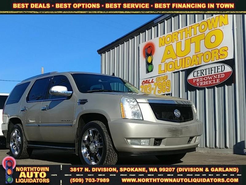 ==>>2007 Cadillac Escalade AWD