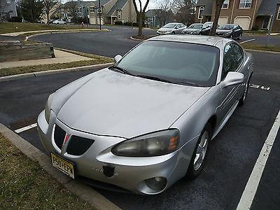 2008 Pontiac Grand Prix Base Sedan 4-Door 2008 Pontiac Grand Prix Base Sedan 4-Door 3.8L
