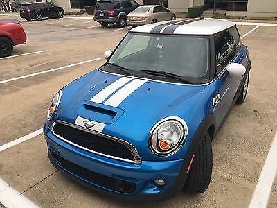 2012 Mini Cooper S Hatchback 2-Door 2012 Mini Cooper S Low Miles