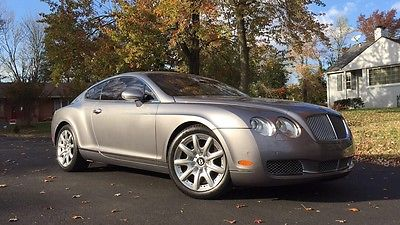 2005 Bentley Continental GT coupe bentley gt coupe, very clean!!!!, new tires, fresh service,