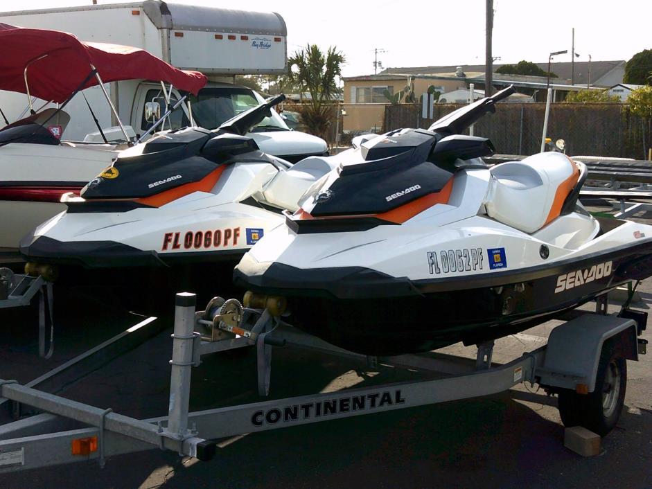 2011  Sea-Doo  GTI 130 4-Tec