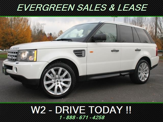 2006 Land Rover Range Rover Sport Sport - Supercharged 4dr SUV