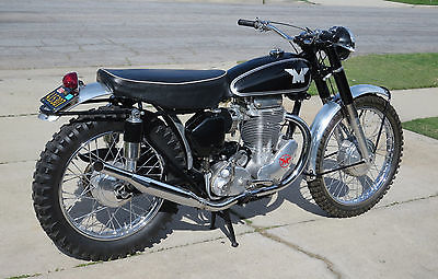 1956 Other Makes Matchless G80CS (500cc)  1956 Matchless G80CS (500cc)