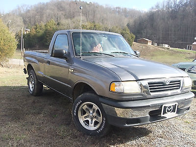2000 Mazda B-Series Pickups SE Standard Cab Pickup 2-Door B3000 year 2000 Mazda Pickup. Low miles