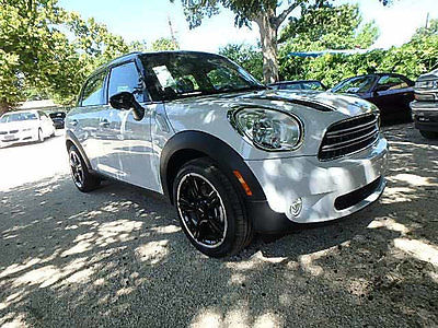 2016 Mini Countryman FWD 4dr FWD 4dr New SUV Automatic Gasoline 1.6L 4 Cyl Light White