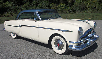 1953 Packard Clipper Mayfair Coupe 1953 packard clipper mayfair hardtop coupe