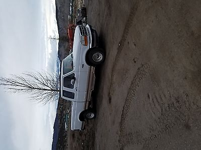 1996 Ford F-150 Eddie Bauer Extended Cab Pickup 2-Door 1996 Ford F-150 Eddie Bauer Extended Cab Pickup 2-Door 5.0L