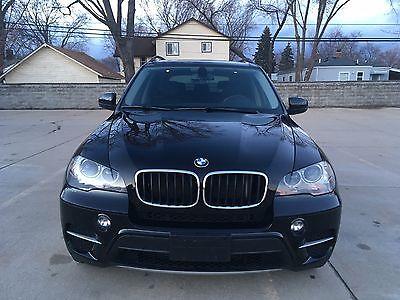 2012 BMW X5 xDrive35i AWD 2012 BMW X5