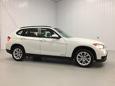 2014 BMW X1 2014 BMW X1 xDrive28i 2014 BMW X1*AWD*PANO*WHITE/TAN*JUST SERVICED*WARRANTY*GREAT PRICE*$19995/OFFER