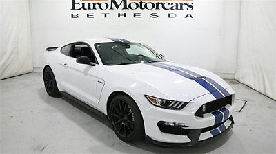 2017 Ford Mustang Shelby GT350 Fastback ford mustang shelby boss gt 350 gt350 fastback 6 speed manual white navi special