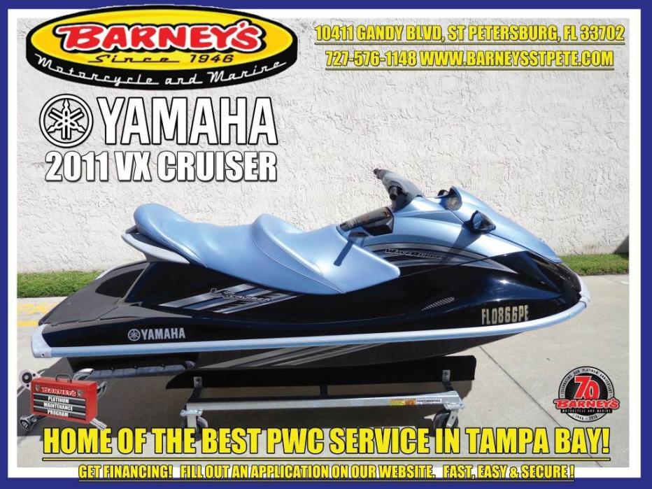 2011  Yamaha  VX Cruiser™
