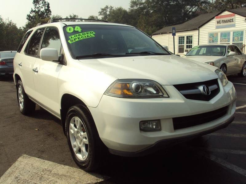 Acura Mdx 2004 Cars For Sale