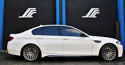 2014 BMW M5 4dr Sedan 2014 BMW M5 Warranty Exhaust Extended Term Financing Available Accept Trades