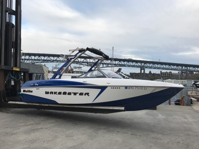 2016 Malibu Boats LLC Wakesetter 22 VLX