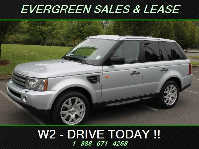 2008 Land Rover Range Rover Sport HSE -