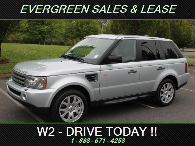 2008 Land Rover Range Rover Sport HSE -