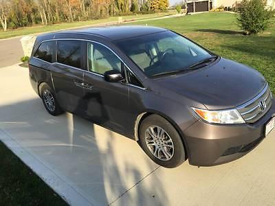2012 Honda Odyssey EX 2012 Honda Odyssey EX