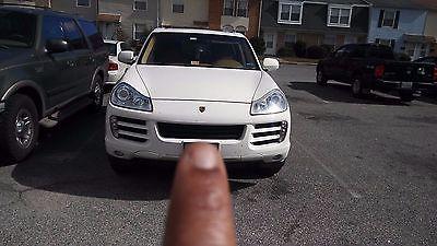 2008 Porsche Cayenne porsche cayenne