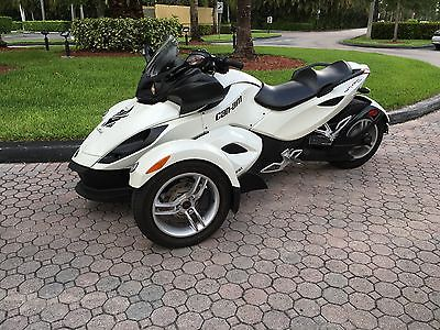 Spyder Motorcycle For Sale >> Can Am Spyder Motorcycles For Sale In Miami Florida
