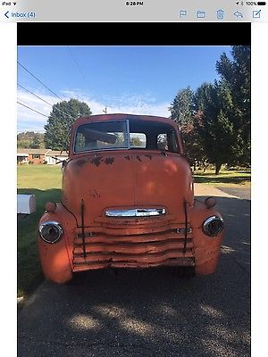 1949 Chevrolet Other Pickups 1949 chevy truck