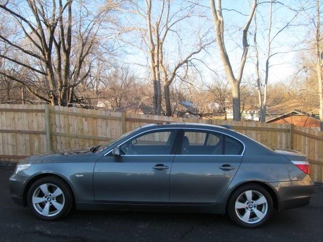 2007 BMW 5 Series 530xi AWD 4dr Sedan
