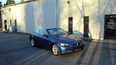 2009 BMW 3-Series convertible 2009 Bmw 335i convertible