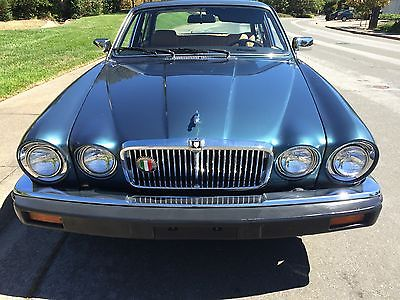 1984 Jaguar XJ6 Base Sedan 4-Door 1984 Jaguar XJ6 Base Sedan 4-Door 4.2L