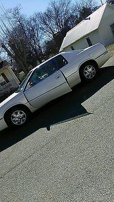 1999 Cadillac DeVille 1999 cadillac deville