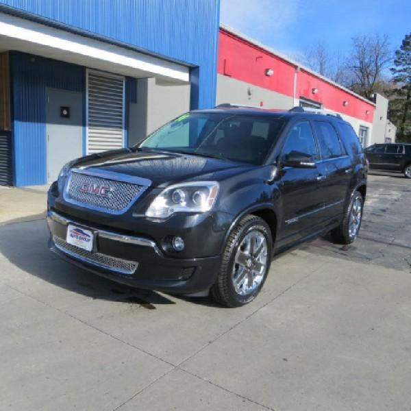 100% GUARANTEED APPROVAL 2011 GMC Acadia AWD 4dr Denali