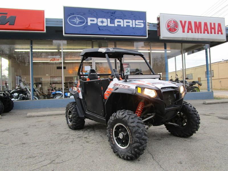 Polaris Rzr S 800 Eps Fox Liquid Silver Le Motorcycles for sale