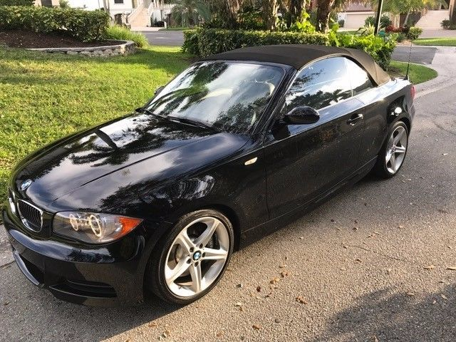 2009 BMW 1-Series 2009 BMW 135ic convertible