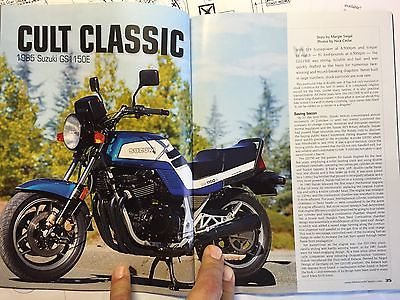 1985 Suzuki GS  1985 SUZUKI GS1150E- SHOW BIKE WINNER