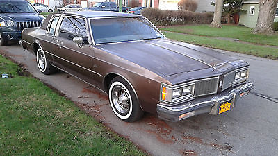1984 Oldsmobile Other Royale Brougham Coupe 2-Door 1984 Oldsmobile Delta 88 Royale Brougham Coupe 2-Door 5.0L