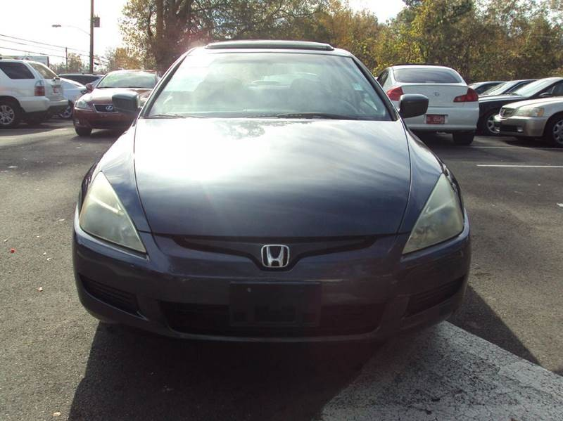 2003 honda accord coupe cars for sale. Black Bedroom Furniture Sets. Home Design Ideas