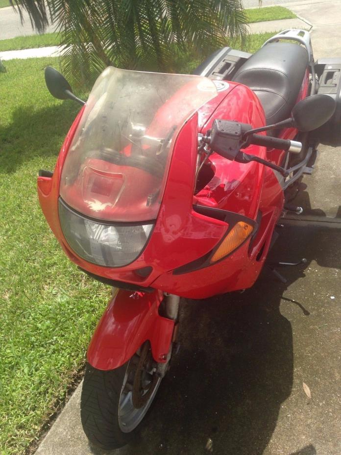 1999 BMW K-Series  BMW K1200RS  MOTORCYCLE!  READY TO RIDE! SEE PICS, DESCRIPTION! FLORIDA.